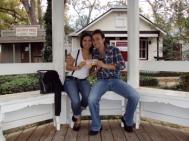 JEN & I AT OLD TOWNE SPRING